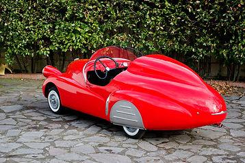 Volpe 1947 Italia