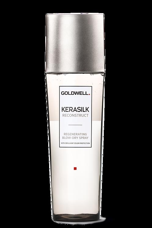 Goldwell Kerasilk Recontstruct Regenerating Blow Dry Spray