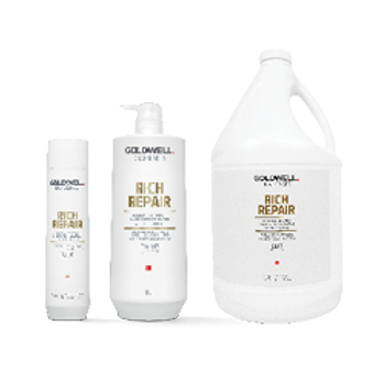 Dual Senes Rich Repair Restoring Shampoo 300ml