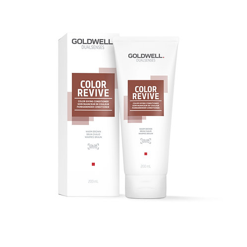 Dualsenses Color Revive Conditioner Warm Brown