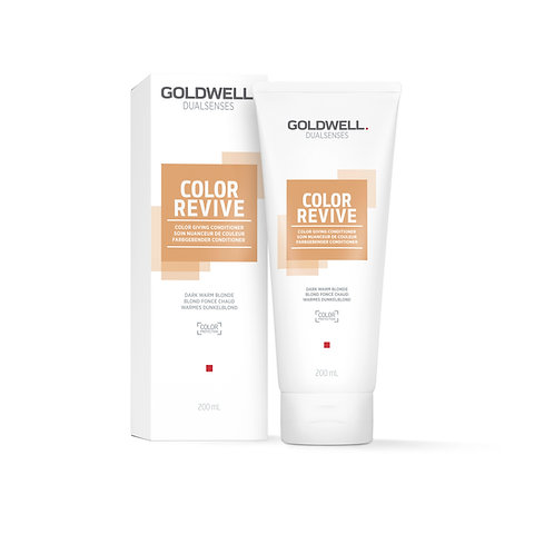 Dualsenses Color Revive Conditioner Dark Warm Blonde