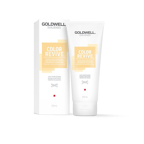 Dualsenses Color Revive Conditioner Light Warm Blonde