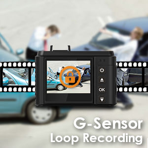 Loop Recording & G-Sensor