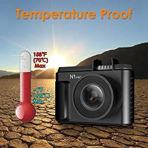 Temperature Proof