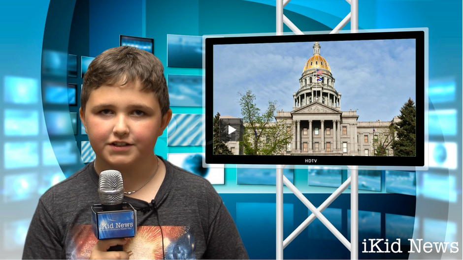 Active Citizen & 5th Grade Students go to the Colorado State Capitol!