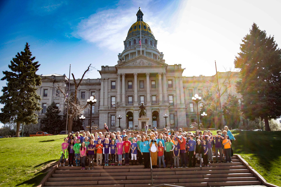 Resolution for Colorado Children's Health Day passes with unanimous bipartisan support!