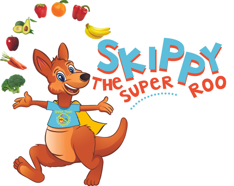 Introducing - Skippy the Super Roo!