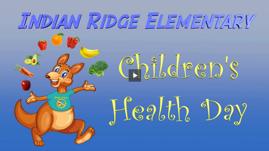 Indian Ridge Elementary's Children's Health Day!