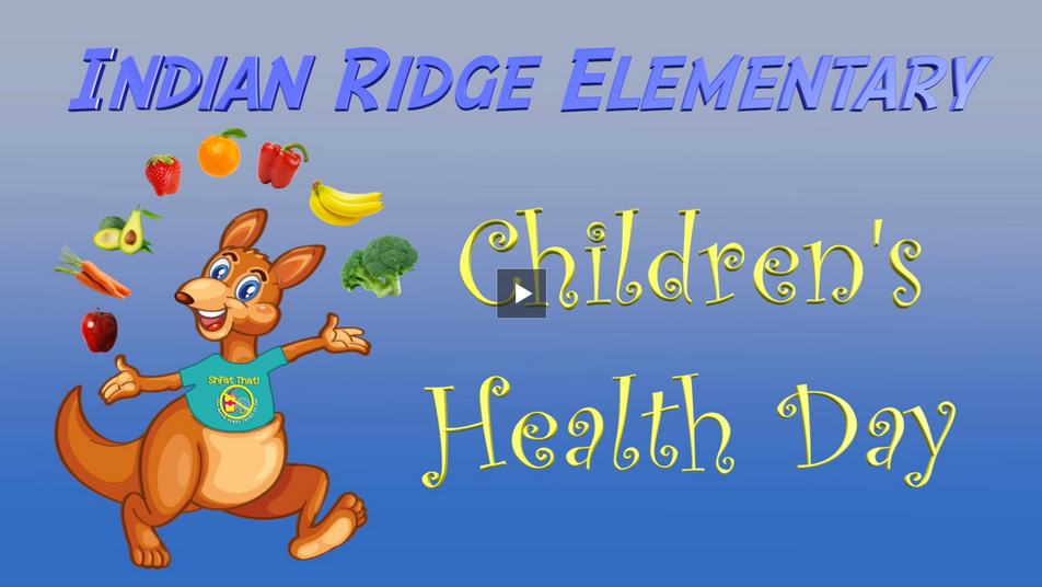 Indian Ridge Elementary's Children's Health Day!