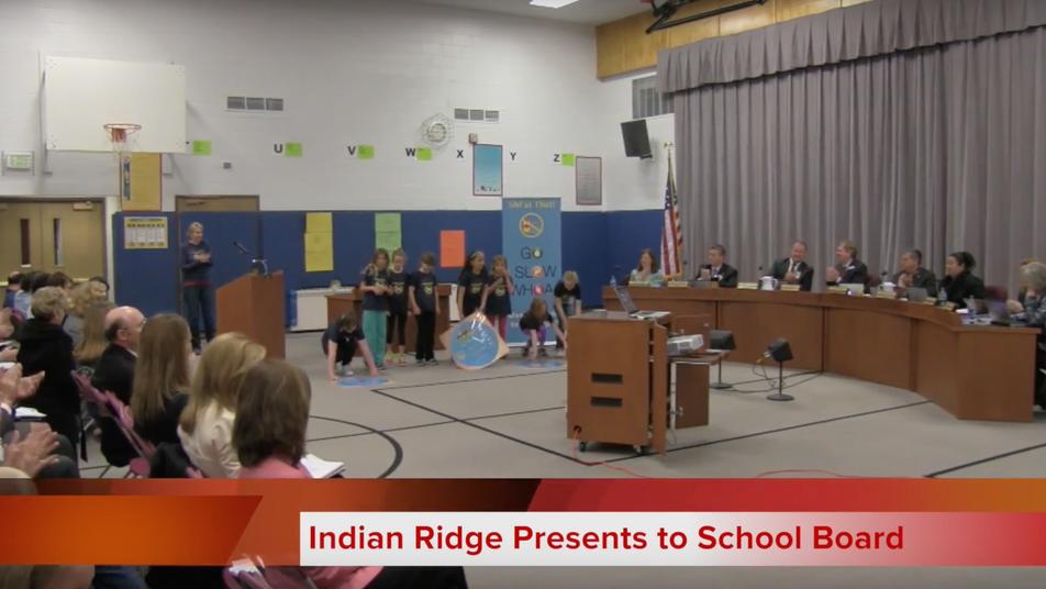 ShFat That Kids present to Cherry Creek School District Board!