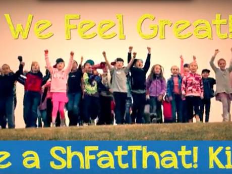 Be a 'ShFat That Kid!'