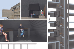 Renders and Sectional Perspective