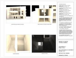 Renders of New Spaces