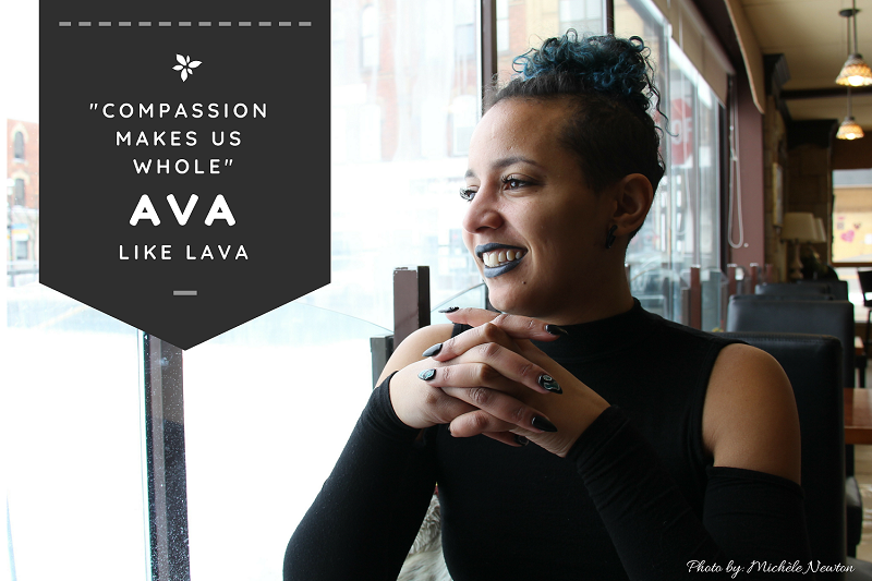 Compassion - Ava Like Lava for Our Mosai