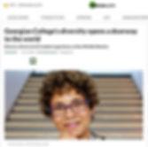 Michele Newton Diversity Column - Georgi