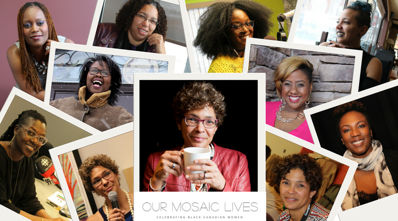 Influencer Michele Newton presents Our Mosaic Lives Celebrating Black Canadian Women