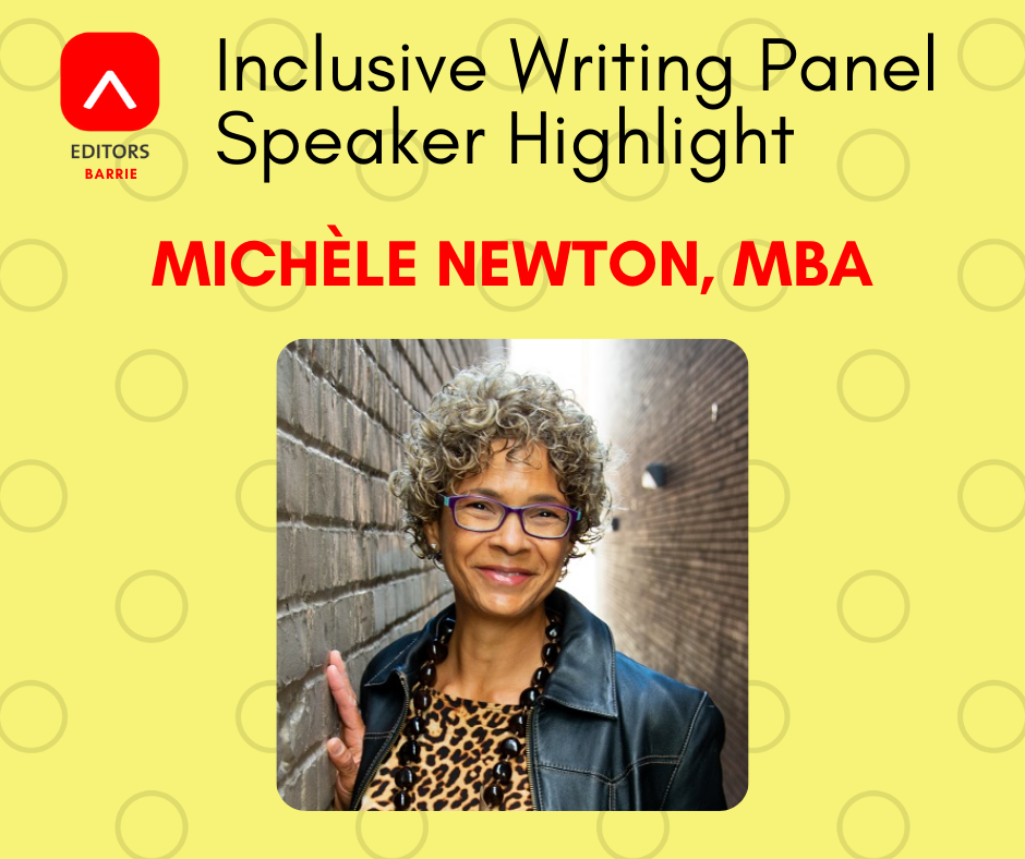 Michele Newton of PMJ Inc talks inclusiv