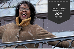 Inspiration - Joy Foster for Our Mosaic
