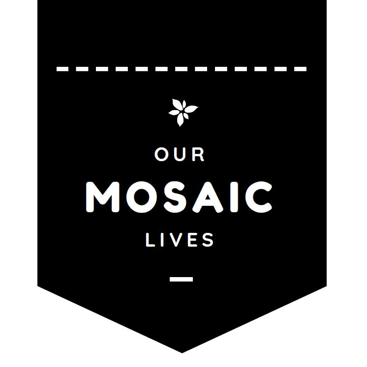 Our Mosaic Lives logo