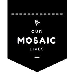 Our Mosaic Lives logo