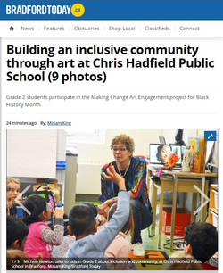 Bradford Today Chris Hadfield Feb 10 2020