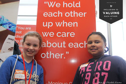 Inclusion is VALUING each other - Our Mo