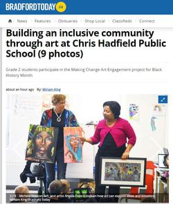 Bradford Today Chris Hadfield Feb 2020- 2