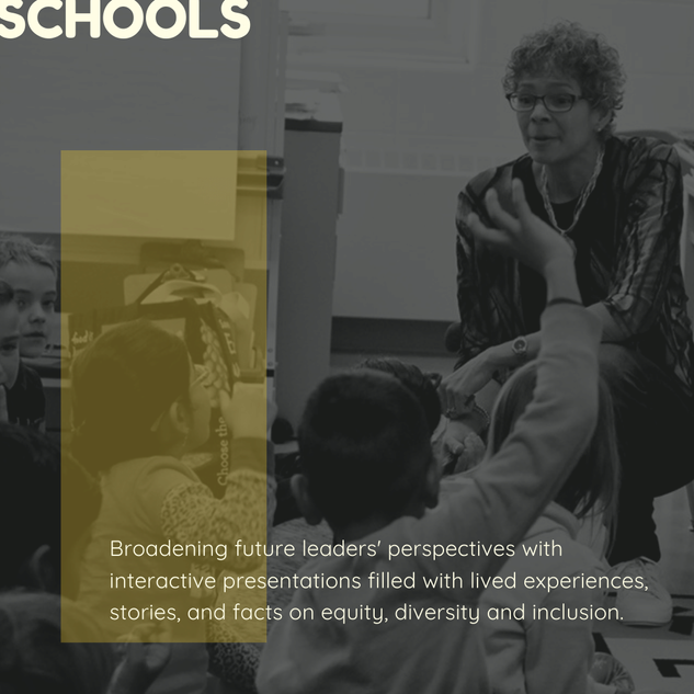 Michele Newton school BHM and social change