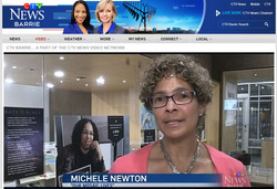 Community Conversations with Michele Newton on CTV Barrie March 25 2019