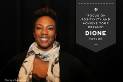 Positivity - Dione Taylor for Our Mosaic