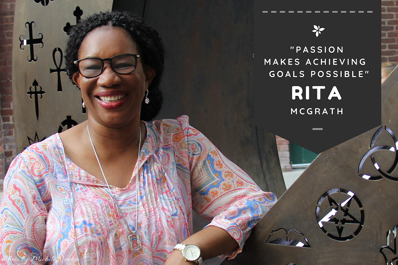 Passion - Rita McGrath for Our Mosaic Li