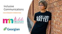 Michele Newton - Georgian College Presentation Culturally Competent Communications