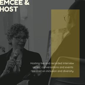 Michele Newton Emcee Host & Speaker