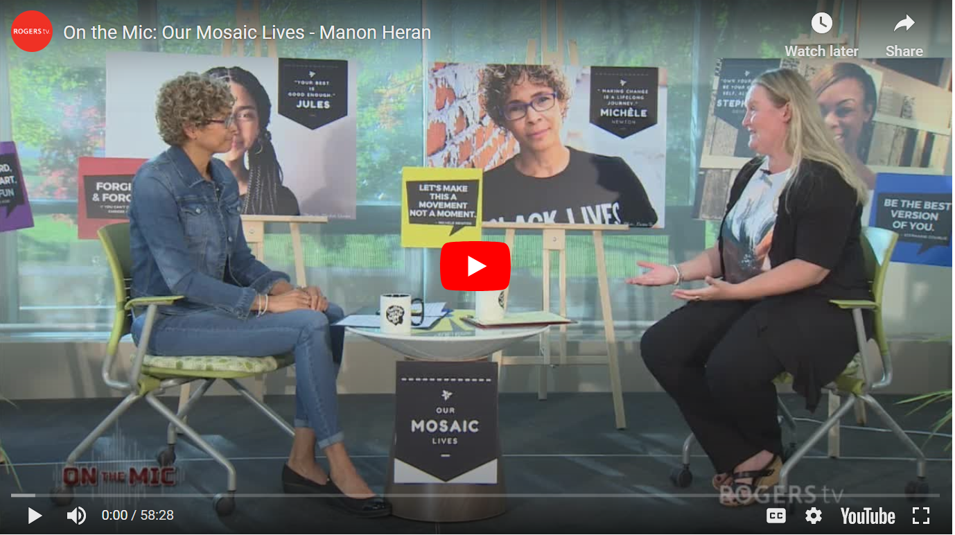 Manon Heran in Community Conversation On