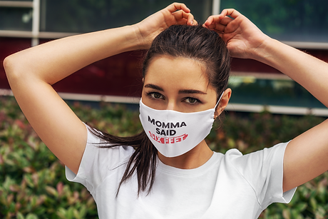 face-mask-mockup-of-a-woman-fixing-her-p