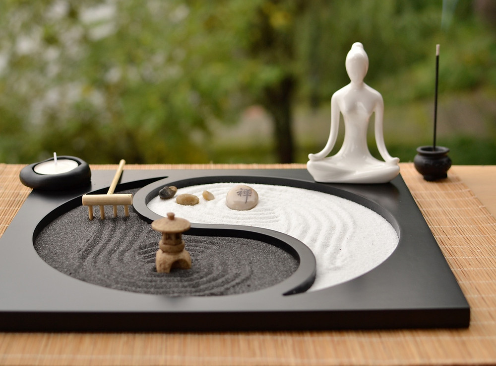 Jardín zen en miniatura paso a paso