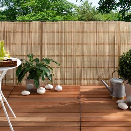 Cómo preservar la privacidad en tu terraza: setos de ocultación