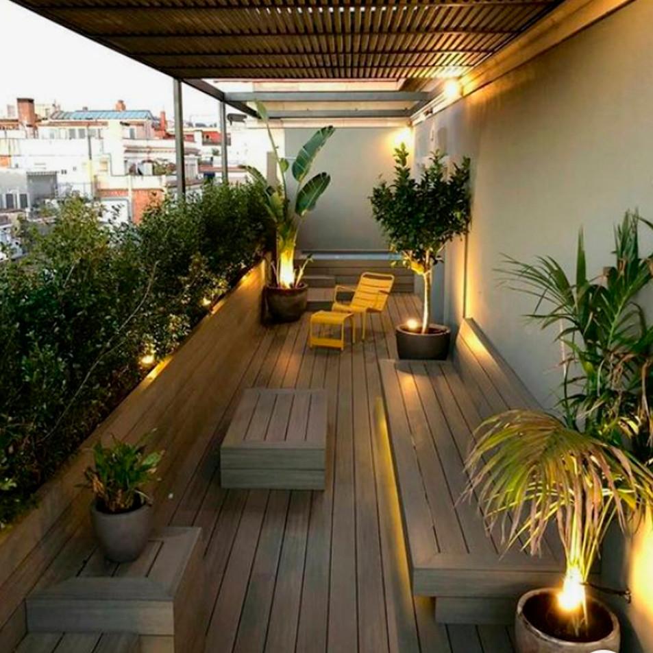 Decoración de terrazas