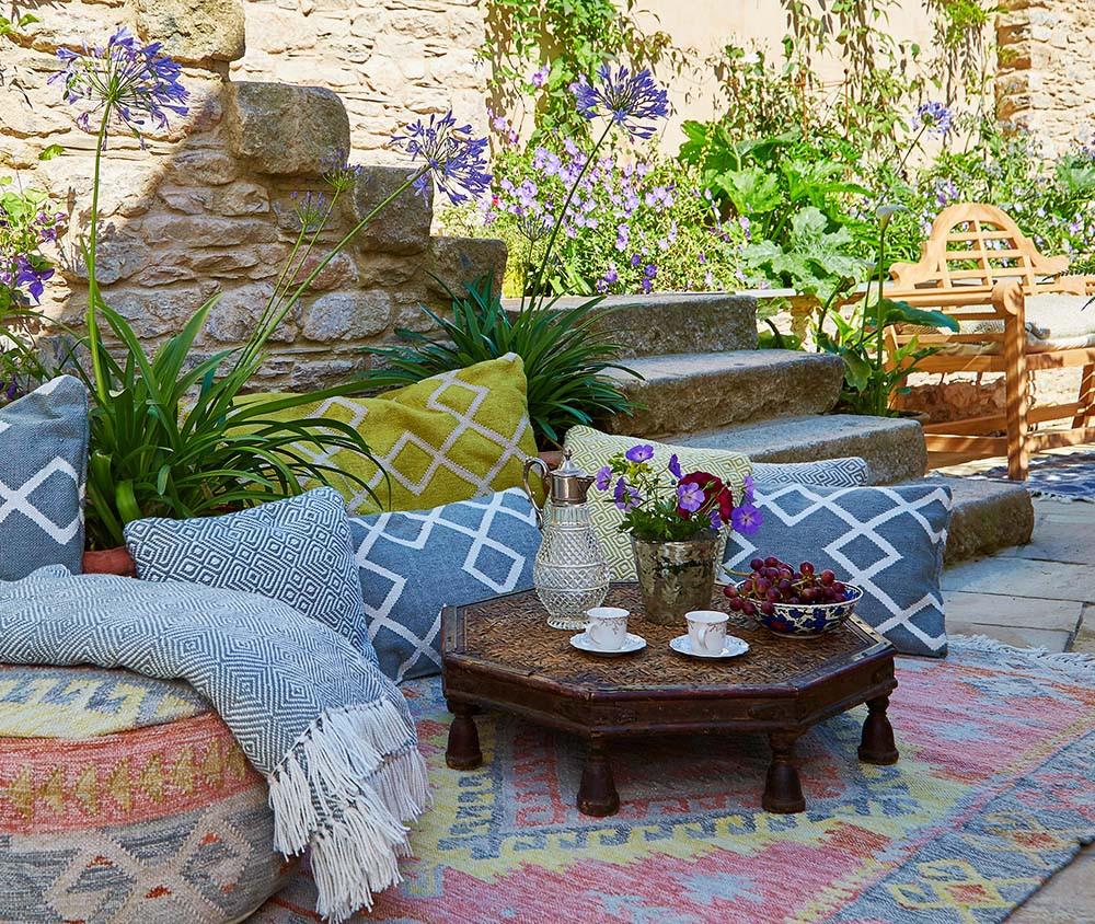 Chill out en el jardín: aprovechando espacios perdidos