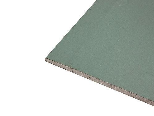 Placa de pladur verde 13 mm