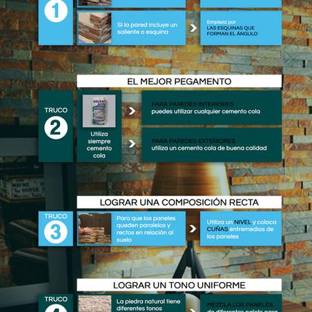 5 trucos para instalar paneles premontados