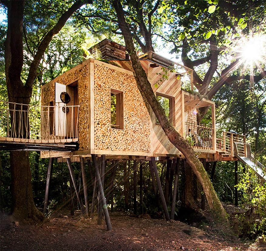 7 impresionantes casas de árbol: la más lujosa del mundo