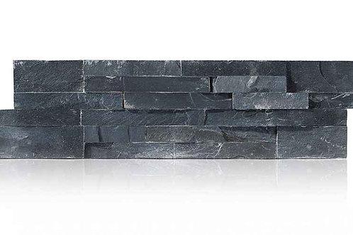 Panel premontado negro