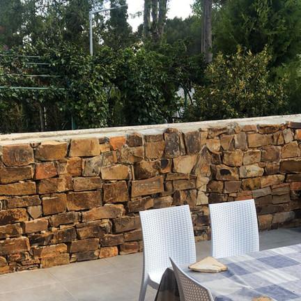 Casas de piedra - paredes en piedra