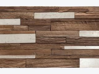 Panel premontado de madera CAPRI