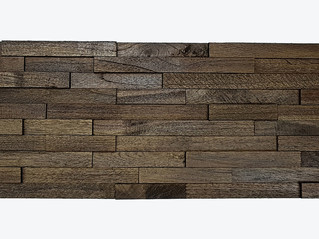 Panel premontado de madera ACUARIO