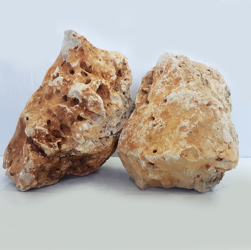 Rocalla caliza media 150-300 mm.