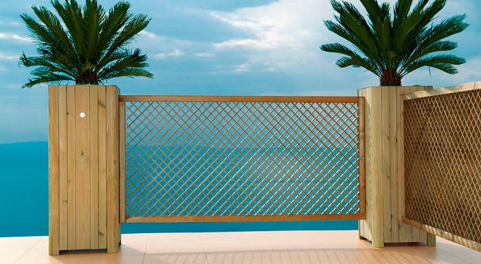 Cómo preservar la privacidad en tu terraza: celosías