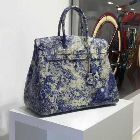 ¿Qué ocurre cuando combinas moda con piedra natural? La respuesta es Barbara Ségal