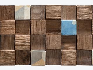 Panel premontado de madera VIRGO